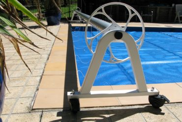 Do I need a roller for my pool cover straight away?