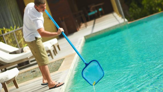 Spring Cleaning your Pool